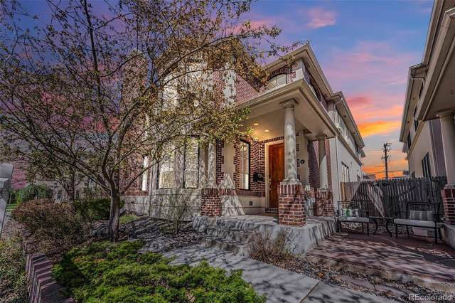 6 S Madison Street, Denver, CO 80209 (#5544016) :: iHomes Colorado