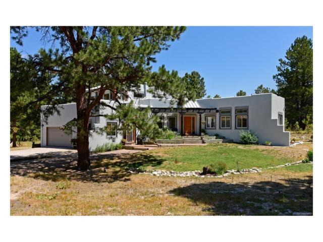 34242 Forest Park Drive, Elizabeth, CO 80107 (MLS #5544043) :: 8z Real Estate