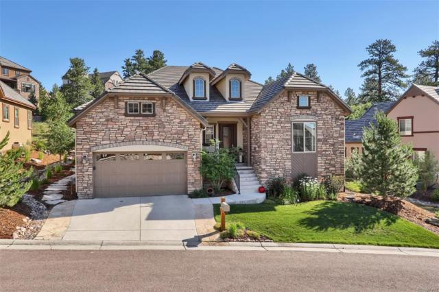 6818 Northstar Circle, Castle Rock, CO 80108 (#5544595) :: Colorado Team Real Estate