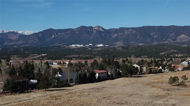 14372 Spyglass Hill Place, Colorado Springs, CO 80921 (#5544902) :: Structure CO Group