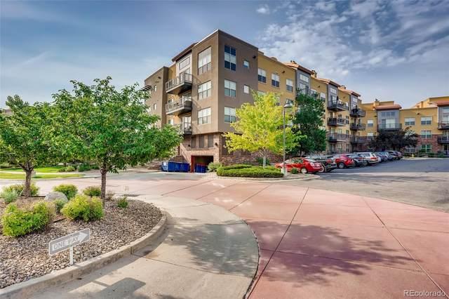 9019 E Panorama Circle D-419, Englewood, CO 80112 (#5544925) :: Venterra Real Estate LLC
