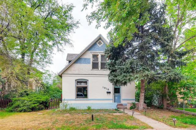 1919 S Pearl Street, Denver, CO 80210 (MLS #5545136) :: 8z Real Estate