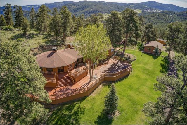 980 Soda Creek Road, Evergreen, CO 80439 (#5545313) :: The Heyl Group at Keller Williams
