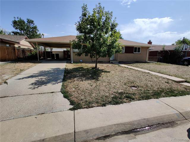 8660 Faraday Street, Thornton, CO 80229 (MLS #5545320) :: 8z Real Estate
