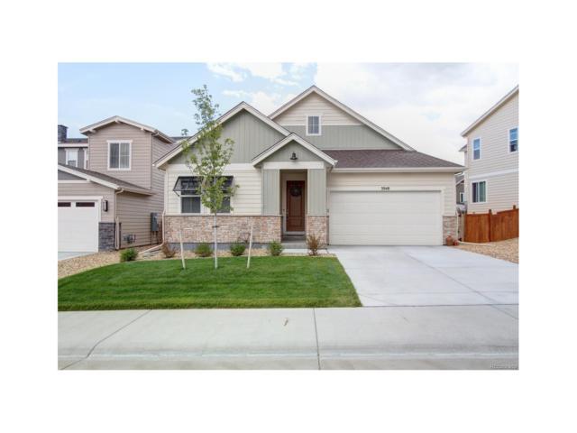 3948 Long Rifle Drive, Castle Rock, CO 80108 (MLS #5545378) :: 8z Real Estate