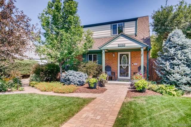 3050 N Kearney Street, Denver, CO 80207 (#5545484) :: Kimberly Austin Properties