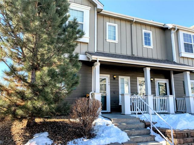 14700 E 104th Avenue #3105, Commerce City, CO 80022 (#5545551) :: The HomeSmiths Team - Keller Williams