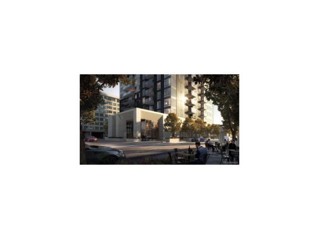 155 Steele Street #1111, Denver, CO 80206 (#5545695) :: The Galo Garrido Group