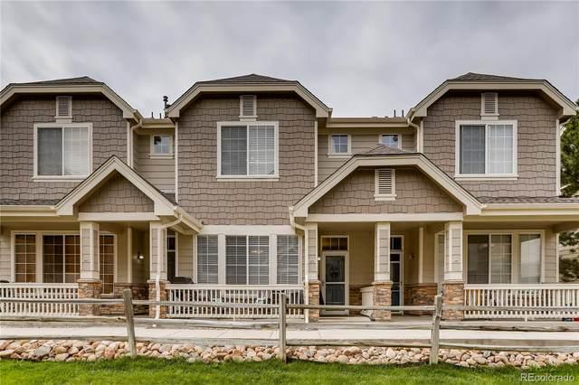 16091 E Geddes Drive #74, Aurora, CO 80016 (#5545777) :: The HomeSmiths Team - Keller Williams