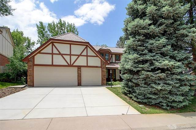 7445 S Fillmore Circle, Centennial, CO 80122 (#5546101) :: Berkshire Hathaway HomeServices Innovative Real Estate