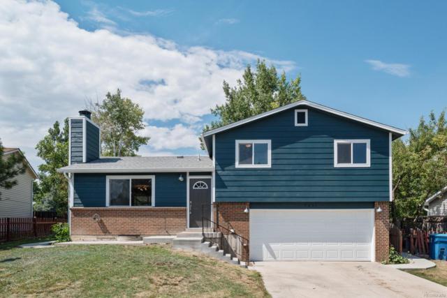 9833 W Polk Place, Littleton, CO 80123 (MLS #5546130) :: 8z Real Estate