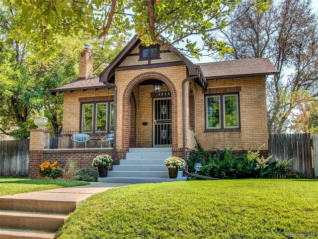 4858 E 19th Avenue, Denver, CO 80220 (MLS #5546213) :: Bliss Realty Group