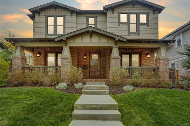 858 S York Street, Denver, CO 80209 (#5546304) :: The Heyl Group at Keller Williams