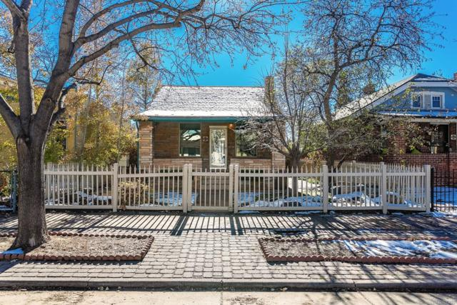 162 W Archer Place, Denver, CO 80223 (#5546319) :: The DeGrood Team