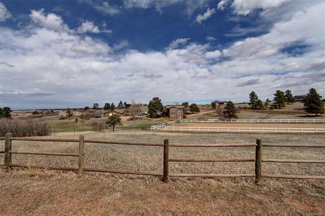 2219 N Frontier Lane, Franktown, CO 80116 (#5546449) :: Compass Colorado Realty
