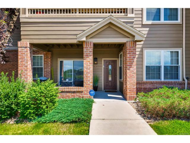 12858 Ironstone Way #103, Parker, CO 80134 (MLS #5546522) :: 8z Real Estate