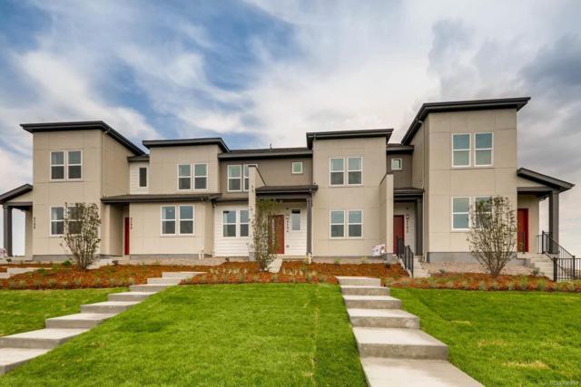 4722 Kittredge Street #3, Denver, CO 80239 (MLS #5546580) :: 8z Real Estate