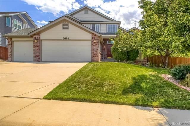7481 S Houstoun Waring Circle, Littleton, CO 80120 (MLS #5546704) :: Find Colorado