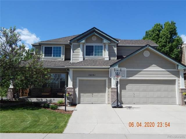 10231 Hedge Lane, Parker, CO 80134 (#5546752) :: HomeSmart Realty Group