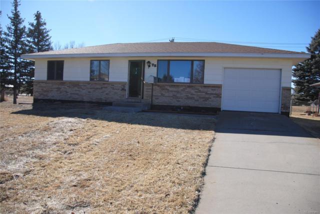 75 Columbia Drive, Julesburg, CO 80737 (#5547235) :: Wisdom Real Estate