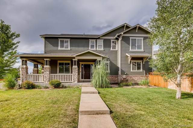 2378 Grasshopper Court, Castle Rock, CO 80109 (#5547387) :: Keller Williams Action Realty LLC