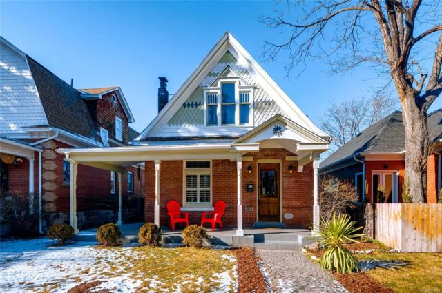 551 S Pearl Street, Denver, CO 80209 (#5547642) :: Wisdom Real Estate