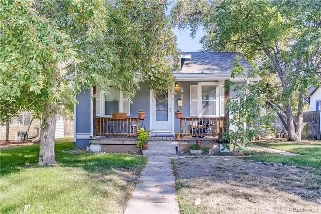 2212 S Gilpin Street, Denver, CO 80210 (#5547716) :: Symbio Denver