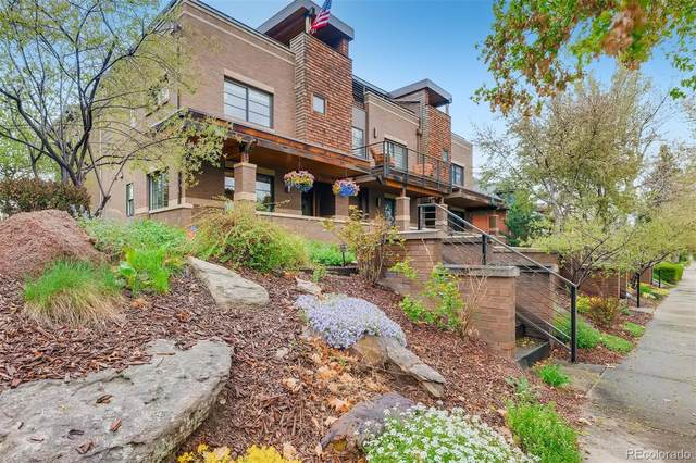 1050 S Corona Street, Denver, CO 80209 (#5547902) :: Mile High Luxury Real Estate