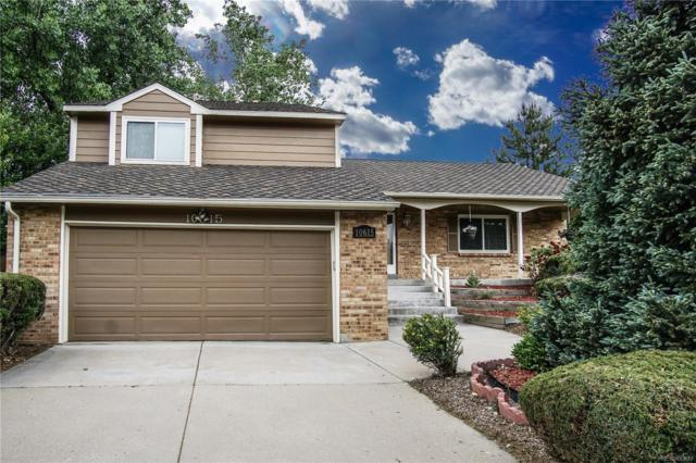 10615 Devils Head Street, Littleton, CO 80127 (#5548287) :: The Pete Cook Home Group