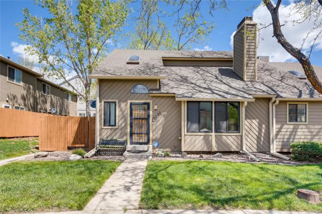 10751 W 63rd Avenue, Arvada, CO 80004 (#5548452) :: The Heyl Group at Keller Williams