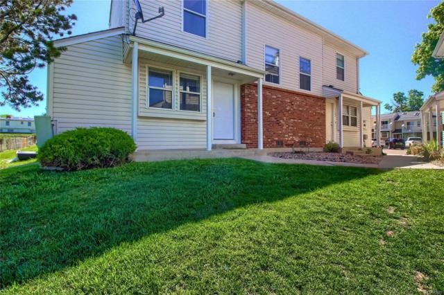 17201 E Ford Drive, Aurora, CO 80017 (#5549077) :: Wisdom Real Estate