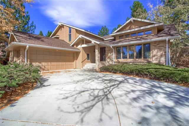 4849 W 99th Avenue, Westminster, CO 80031 (#5549138) :: The Healey Group
