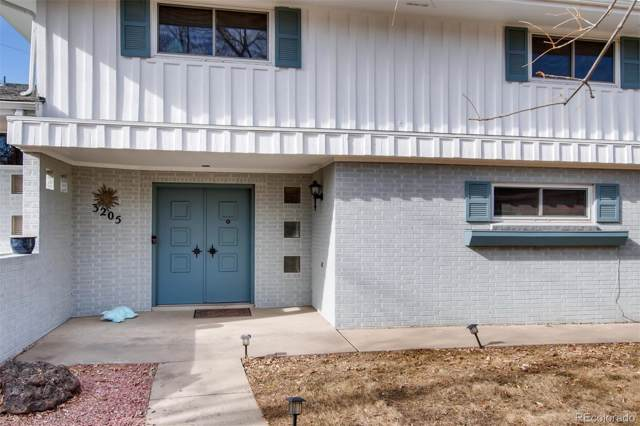 3205 Moore Street, Wheat Ridge, CO 80033 (#5549652) :: The Peak Properties Group