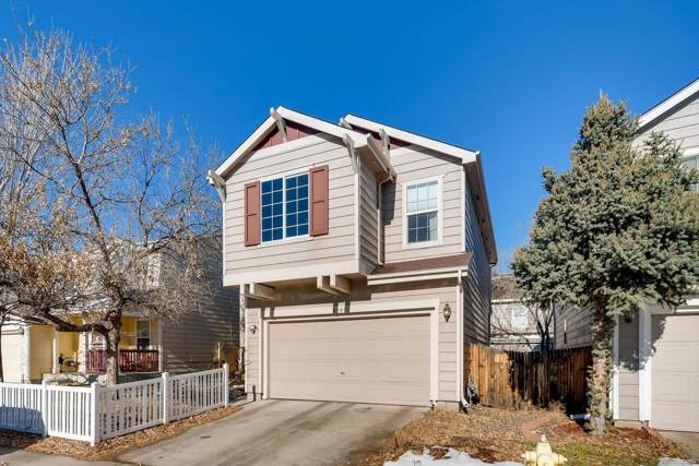 9395 E Arizona Place, Denver, CO 80247 (MLS #5549890) :: Bliss Realty Group