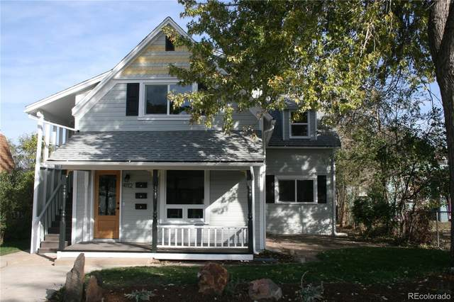 4112 Ames Street, Denver, CO 80212 (#5549914) :: Real Estate Professionals