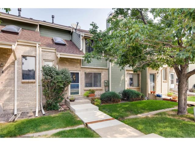 8737 W Cornell Avenue #3, Lakewood, CO 80227 (#5550018) :: ParkSide Realty & Management