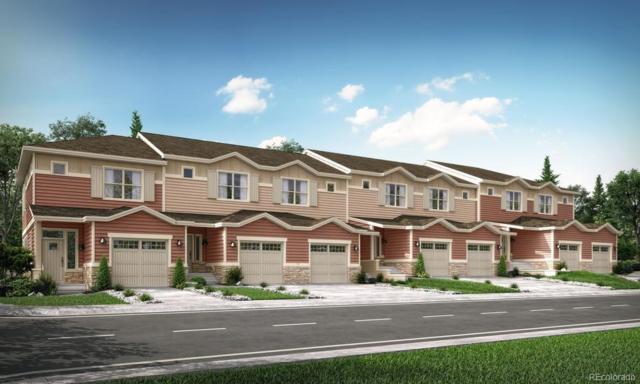 1170 Oak Circle #0105, Lakewood, CO 80215 (#5550038) :: HomeSmart Realty Group