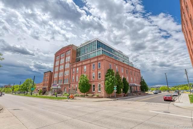 1127 Auraria Parkway #404, Denver, CO 80204 (MLS #5550190) :: Keller Williams Realty