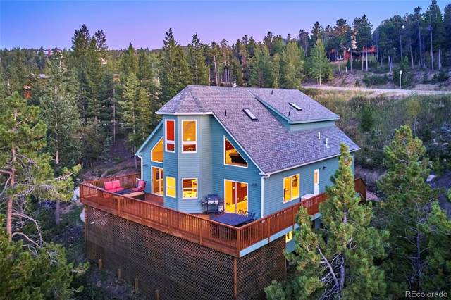 233 Big Springs Drive, Nederland, CO 80466 (#5550554) :: The Gilbert Group