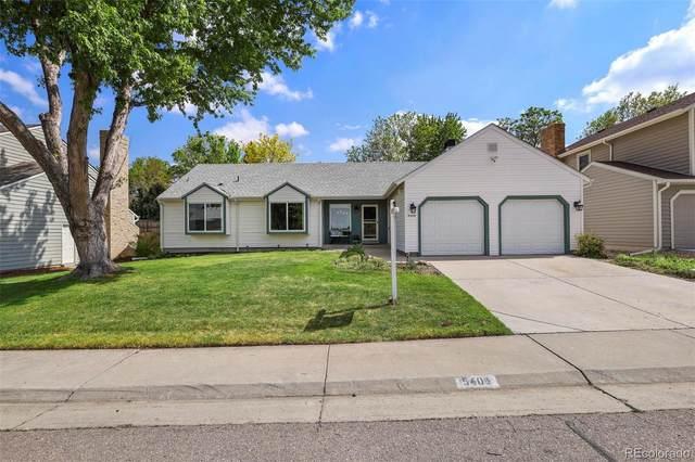 5408 E Briarwood Circle, Centennial, CO 80122 (#5550663) :: Colorado Home Finder Realty