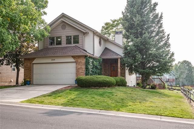 204 Summit Trail, Broomfield, CO 80020 (MLS #5550671) :: Neuhaus Real Estate, Inc.