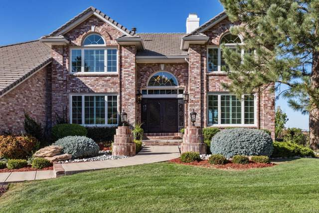 8541 Colonial Drive, Lone Tree, CO 80124 (#5550815) :: HomeSmart Realty Group