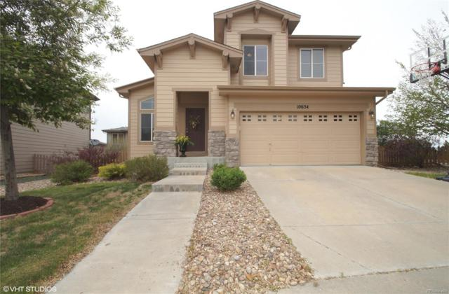 10634 Jewelberry Circle, Highlands Ranch, CO 80130 (#5550927) :: The Galo Garrido Group