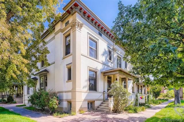 1580 N Emerson Street, Denver, CO 80218 (#5551539) :: The FI Team