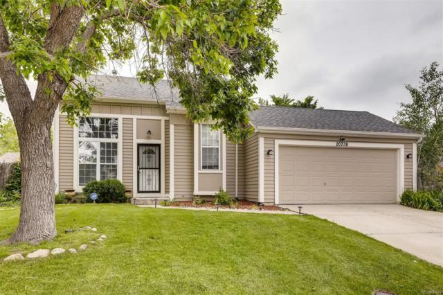 20738 E 43rd Avenue, Denver, CO 80249 (#5551904) :: The Peak Properties Group