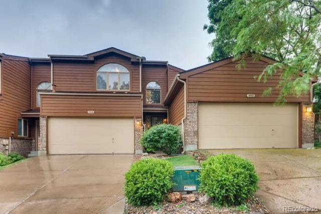 108 Ward Court, Lakewood, CO 80228 (#5551929) :: The Gilbert Group