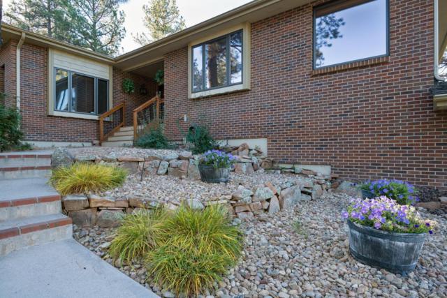 604 N Whitetail Drive, Franktown, CO 80116 (MLS #5552021) :: Kittle Real Estate