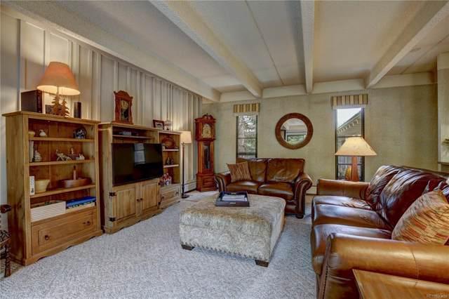 222 Creekside Drive #317, Frisco, CO 80443 (MLS #5552433) :: 8z Real Estate