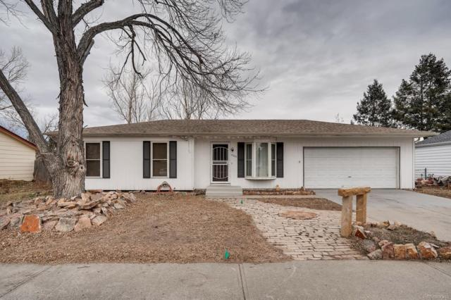 10255 W Keene Avenue, Lakewood, CO 80235 (#5552712) :: The HomeSmiths Team - Keller Williams