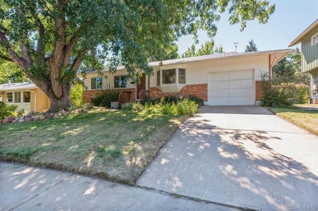 1380 Claremont Drive, Boulder, CO 80305 (#5552994) :: iHomes Colorado